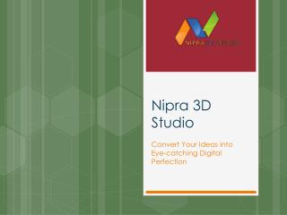 Nipra 3D Studio – Best Architecture Studio in Ahmedabad