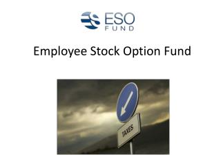 Company Stock Options and Taxation Services | ESO Fund