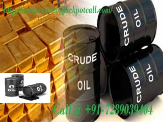 Crude Oil Tips Free Trial
