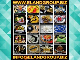 Blazer Badges,Hand Embroidery Badges Supplier