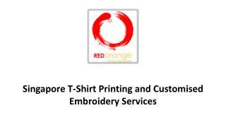 print t-shirt Singapore