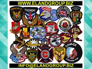 Machine Embroidery Badges,Emblems Supplier...