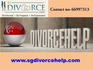 Best divorce lawyer singapore | Sg Divorce Help