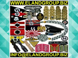 Military Shoulder, Cap,Badges Supplier