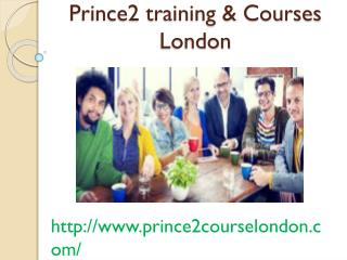 prince2 training london