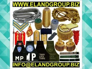 Military Uniform Aiguillettes, Military Shoulder Accessories Supplier