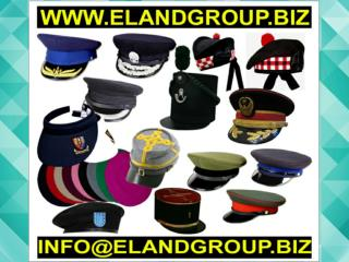 Military Uniform Peak cap Accessories Supplier