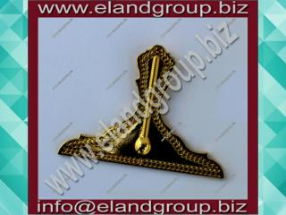Grand Lodge Officers Collar Jewel Senior Warden Gold Plated