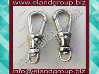 Lobster Clips Silver plated