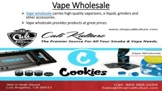 Best Cheap Vape Wholesale