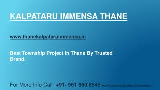 Kalpataru Immensa Thane West