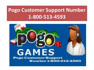 Pogo Customer Support Number 1 800-513-4593, U.S, Canada