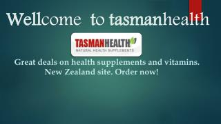 tasmanhealth.co.nz | NOW Hyaluronic Acid Moisturizer