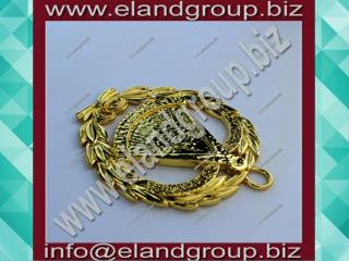 Past Grand Master Officer Collar Jewel