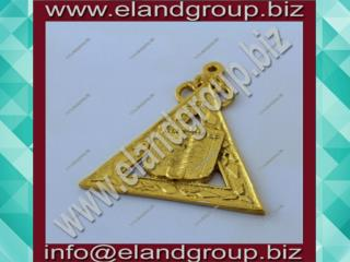 Masonic Royal Arch Chaplain Officer jewel