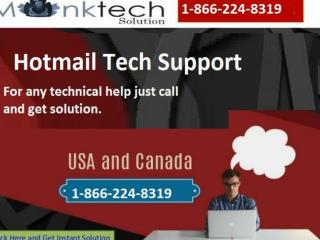 Of course! Hotmail Tech Support 1-866-224-8319 helps you a lot.