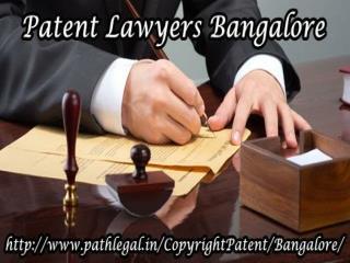 Patent Lawyers Bangalore