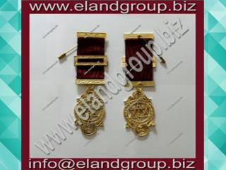 Masonic Regalia Royal Arch Principals full size breast jewel 38 mm wide