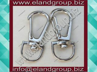 Silver Plated Swivel Clips Swivel Clasp