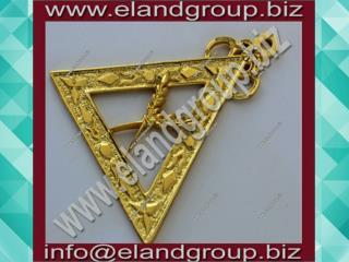 York Rite Royal Arch Secretary Officers Collar Jewel