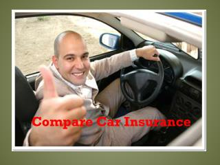 Guide to comparing Car Insurance Policies