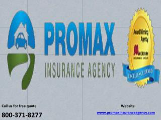Auto insurance quotes California