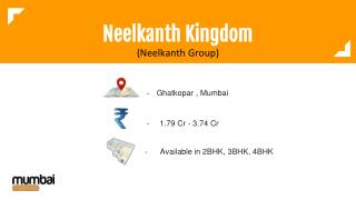 Neelkanth Kingdom by Neelkanth Group-Ghatkopar