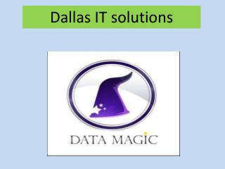 Dallas IT solutions