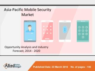 Asia-Pacific Mobile Security Market
