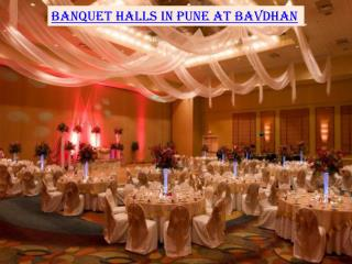 Banquet halls in Pune at Bavdhan