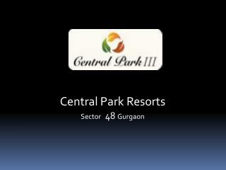 -Central Park Gurgaon-  Innovative Estate &9811231177