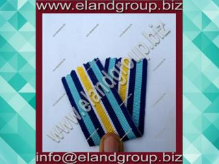 Military Medal Woven Ribbon