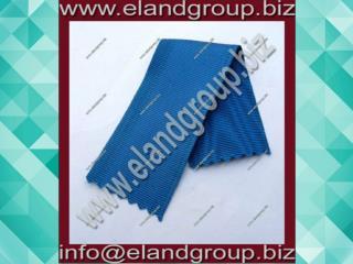 Moire Medal Blue ribbon