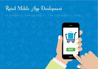 Retail Mobile App Development for Shopping at its