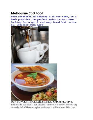 soup melbourne cbd
