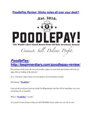 PoodlePay review - PoodlePay (MEGA) $23,800 bonuses