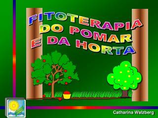 FITOTERAPIA DO POMAR E DA HORTA