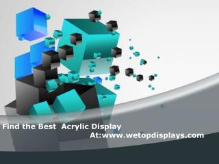 Wetop Displays Co.,Ltd