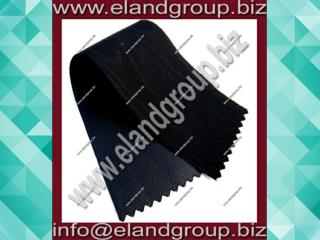 Black Moire Ribbon