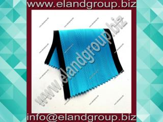 Blue And Black Moire Ribbon