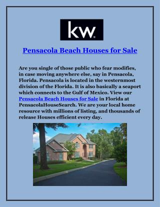 Homes for Sale Perdido Key - Visit us Pensacolahousesearch