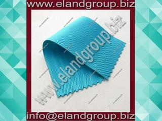 Blue Moire Ribbon