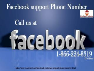 Acquire one resolution via 1-866-224-8319 for Facebook Customer Phone number