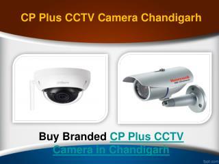 Buy Branded CP Plus CCTV Camera in Chandigarh