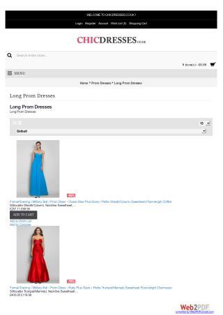 cheap long prom dresses uk