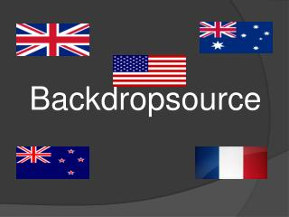 Backdrosource