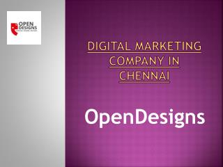 Digital Marketing Company in Chennai, Digital Marketing services Company in chennai