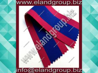 Red and Blue regalia ribbon