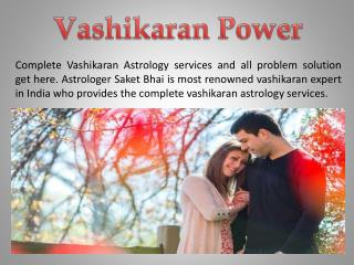 Benefits of Vashikaran Astrology