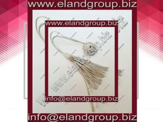 Decorative Bullion Tassel Supplier